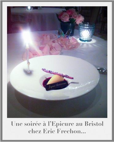 Epicure Bristol Frechon