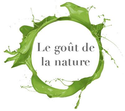 gout de la nature