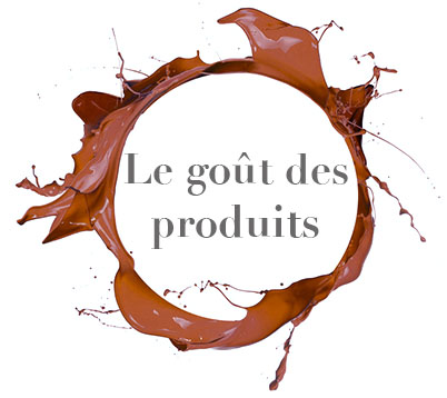 gout des produits