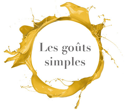 gouts simples