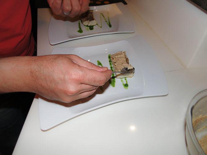 tartinez la marmelade de cèpes